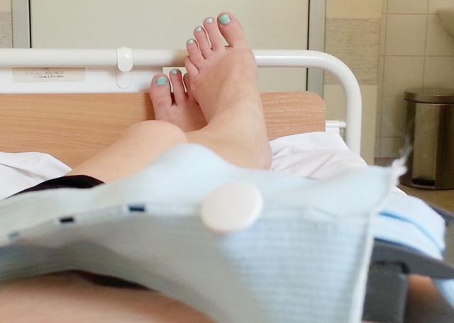 Jak postępować z ciężarną na ostatnich nogach?